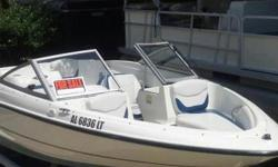 FOR SALE 2005 bayliner Capri 175 water ready 135hp 3.0 mercruiser in/outboard very reliable boat holds 7, will pull tube easily. Will water test for anyone serious. Asking 9,000, blue book is 10,000 Comes with trailer. Please call 334-399-6661 ask for