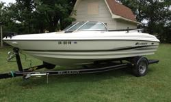 A great buy. it has everything you would want in a boat. Fish finder,Trolling Motor, Live well, Snap in carpet, Bimini Top, Am/Fm Cd Stereo, Additional Fishing Seats,etc.