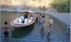1983 ELIMINATOR CUSTOM OPEN BOW 460 FORD (low hours) BERKELEY PUMP (low hours) This is a very nice custom open bow 1983 21' Eliminator. Eliminator did not offer this boat in an open bow, we had it cut out & new upholstery Skiers will appreciate the