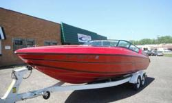 454 magnum with a bravo drive. SS propeller. mint interior. very fast boat 60+ MPH. comes with mint trailer with all new tires, bearings, brakes. cockpit cover. $9300please call tim at 651-269-8454Listing originally posted at http