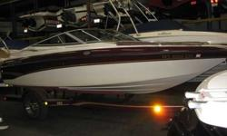 1997 Crownline 182 BOW RIDER For more information please call