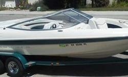 2000 Bayliner Capril 2000 Bayliner Capri 21'. Under 150 hours. Great condition. Well maintained. Some waterskiing equipment included. Perfect for cruising, watersports and your family. $9,500.00 OBO 805-471-7817 (click to respond) .See item listed at http
