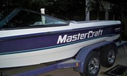 1994 Mastercraft Prostar 190 boat great shape. New starter, new alternator.....19 foot ski/wakeboard boat has a skylon tower. A lot of fun!!!