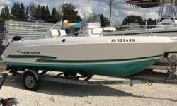 90HP Mercury 2-stroke, Magic Tilt Trailer, Lowrance Fishfinder, Icom VHF