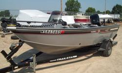 We have a great running 2005 tracker Targa 16 with a Mercury Opti-max 75hp boat looks great and runs great. Feel free to stop in any time between 8:30-6 or call for more information. 5501 Neubert Rd Appleton, WI 54913 (920) 734-9994