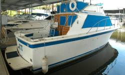 Compare at $30K. Best deal on a 32' Uniflite on the West Coast. CRAZY PRICE! - ACT NOW!...Twin engine flybridge cruiser. Fully loaded with galley, head with shower, and sleeping for 4. Looks good and runs great! Call 503-516-8440 for additional