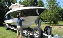 September Special, Need your boat cleaned but you don't have the time or chemicals or equipment or elbow grease?Tired of cruising around in a dirty Boat? Trying to sell your Boat? Call 203-300-3277 we come to you and give full detail, polish, waxing,