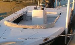 Well maintained 1999 Action Craft 1720 Flyfisher with a 2005 115 HP 4 Stroke fuel injected Yamaha. 2013 galvanized caravan trailer with breakaway tongue. Stainless steel prop, poling platform, stiffy pole, two live wells, trim tabs, minn kota trolling