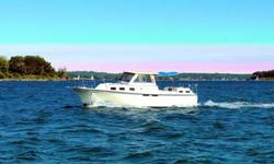 Your cruising days are on their way, because this classic and comfortable Albin 27 will keep you safe and sound through the ups and the downs. That means she's got what it takes to handle all conditions, at a high rate of speed, whilst keeping her crew