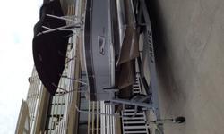Avalon Catalina Rear Fish200 Mercury VerdoDouble Bimini TopSnap In CarpetViny FloorsTwo Tone wall colorsUpgraded Admirals ChairRear Underwater LightingMood LightingRub Rail LightingTripple TubePerformance Lifting FinsAluminum WaveshieldMSRP
