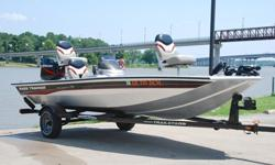 hjghfgfhgjhjklighxfghjvSUPER MINT 2004 Bass Tracker Pro Crappie 175 edition bass boat. This one owner boat is in Excellent condition, and shows to have been very well maintained . Boat has always been garage kept. UNDER 50 HRS ! ! !38 MPH ! ! !