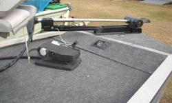 1995 BASS TRACKER TOURNAMENT TX 17 FT. Trailer with one new tire.Expires 3/18/2012. 40 horse Merc Anchor and line One new trailer light. 2 Bumpers Original depth finder Hummingbird New carpet Trolling motor with foot control New seats 2 years ago Heavy