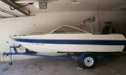 BAYLINER CAPRI WITH TRAILOR CLEAN WELL MAINTAINED FOR SALE SKI FISH FAMILY SEAT UP 6 OR MORE16 FOOT FITS IN GARAGE EASY GAS SAVER MERCURY FORCE MOTOR RECENTLY TUNED AND USE EVERY MONTH SO ITS A GREAT BOAT SERIOUS INQUIRES ONLY 3OOO IS MY ASKING PRICE DONT