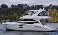 2011 Meridian 441 Sport Bridge With Cummins 480's and Zeus Drives with Under 200 Hours, In Exceptional Condition. Includes winter services and indoor storage * Buy at $100'sK(USD) below new boat prices * Please contact us for complete details today **
