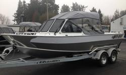 2014 North River boats. Clemens Marina is Portland's North River dealer. We have a great selection of Sea hawks ranging from 20 to 25. We have a few scouts left in stock right now! If you would like to order your boat they way you want it. Let us know so