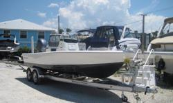 Packed with features, the take charge attitude of the 220 Bahia is generating a wealth of accolades from inshore anglers across the country. Measuring 21 feet, 5 inches in length and rated for a maximum of 200 horses, this total performance design is