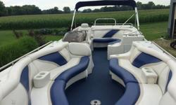 "2003 JC Tri Toon Evolution 260Some call it a deck boat and some call it a pontoon. No matter what it's called, the Evolution 260 is turning heads everywhere. JC Manufacturing has been building TriToon's for over 20 years. In fact, the word ""TriToon"" is a"