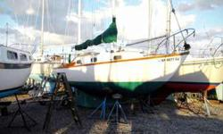 Your sailing dreams can come true aboard this classic Cape Dory 27. Because classic Sailboats come in all shapes, sizes and condition, but this one will meet your expectations in all of the these categories. That means a well thought out layout, great