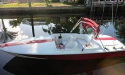 CLASSIC DONZI 18 2+3 REDONE IN 2004 FROM GROUND UP NO WOOD, HAS A SMALL BLOCK V8 260 HP WITH A MERCRUISER ALPHA ONE OUT DRIVE BETTER THEN THE OLD ORIGINAL, ELDOK HI PERFORMANCE MANIFOLDS WITH STRAIGHT STAINLESS EXHAUST WAS DRY STORE FOR YEARS AND VERY