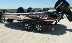 THIS BOAT IS IN GREAT CONDITION AND HAS BEEN WELL TAKEN CARE OF!!!! SEE UPGRADE/OPTIONS BELOW. THE BOAT HAS BEEN KEPT IN STORAGE UNDER COVER SINCE PURCHASED NEW IN FEBRUARY 2012. SERVICED REGULARLY AS WELL AS DETAIL 3 TIMES A YEAR.ORIGINAL OWNER.225HP
