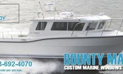 Fiberglass and Gel Coat done by a leader in the field, Maker of Bounty boats now is doing fiberglass and gel coat repair. Save 10% up to $150 with code BTLDY on any service! ONE CODE PER PERSON! Have a RV, car, trailer, tractor boat, any thing needing a