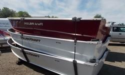 DEEP VEE'S VERY STABLE BEST BUILT FINEST QUALITY Polar Kraft's Jon Boats are designed to give you all the boat you need at a great price. These are agile, easy-to-handle, and a breeze to trailer. And no other boat in its class comes close to matching it's