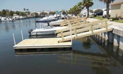 ALL FLOATING DOCKS