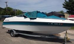 Boat for Sale... '96 Four Winns Horizon 200 w. trailer...$7,500.00!!! 220 hp 5.0 Cobra engine. Starts and runs great! Comes with: 2 Batteries. Original Bow cover, cockpit cover, and sun Bimini top. Additional brand new full cover. Well kept/only 2 owners;