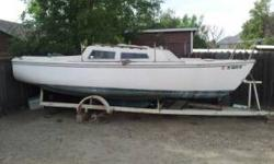 Come and get it sail boat free, dnt know much about it left here when we got the house over 8 years ago, sail boat only no trailer, you can call or text or email (click to respond) Listing originally posted at http