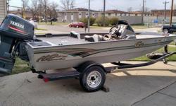 Nice G3 HP 180 Aluminum Boat With a Maxed Out 130 HP Yamaha 2 Stroke with SS Prop. Boat has a large Live Well, 2 large Rod Lockers & 4 Storage Compartments. This boat is set up for fishing, each station includes it own holder for bottom bouncers, Needle
