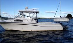 2000 30' GRADY WHITE MARLIN 300 2 Yamaha Engines: Model OX66 Saltwater series 250HP. Boat is in good shape for her age. Always maintained, repaired and stored properly. Boat is turnkey and ready to fish or cruise. Electronics: Radar, Fish Finder (&