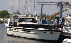 REDUCED ANOTHER $10,000 ~ JUN 2015 ~ Won't last long at this price with THREE STATEROOMS! 1st Place Winner at 2008 Wooden Boat Festival2nd Place Winner in the 2010 Wooden Boat Festival 2nd Place Winner in the 2013 Wooden Boat Festival If ever I walked