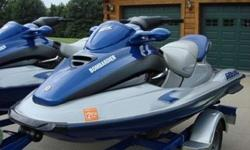 HGJGHKJGHIUK++___===Bow and stern eyes Designed for towing or securing craft to a trailer or dock.|Model Year 2001 Model GTX Color blue Engine Two-stroke, Twin-Cylinder Rotax R.A.V.E. exhaust Displacement 951 cc (58.0 cu in)Bore x Stroke 88mm x 78.2mm