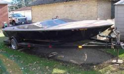 Free Kona Jet Boat Hull. I was in the process of restoring the boat but don't have the time or cash to complete. There is a new floor in it and I still have some parts for it. The trailer is not included for free. If you want the trailer or any other