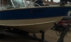 1986 Lund baron 21 foot with a 2001 efi mercury 200 hp, minnkota trolling motor, 240 hours on new power head on merc and new lower unit, brand new impeller for cooling, prop is good new rubber on trailer bearings are greased, new lower unit grease, does