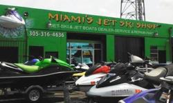 Jet Ski Repair and Service - Free Estimate - Free computer diagnostics with your Tune UpNow Offer Tune Up Mobile Service !!!!Sea-doo-Kawasaki -Yamaha -Polaris- Honda , Save on rebuilt & used engines.April Special PriceIf a broken filter or engine trouble