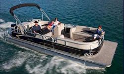 Even though Catalina is Avalon's most affordable fullsize model, it sure doesn't look like it. A great way to start boating with high-quality and less investment, the Catalina won't disappoint. Catalina is built with the same quality that goes into every