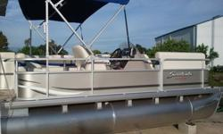 New 2012 Sweetwater 186 Cruise Powered with Yamaha F40 Includes Vinyl Deck, Playpen cover, Convenience Package. Pelican Marine Center Inc. 13323 US Hwy 19, Hudson, FL 34667 727-863-5409