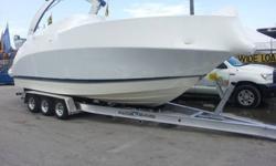 SEA-TECH Triple Axle Aluminum Boat Trailer Includes 3 sets of Kodiak disc brakes and 15,000 LB capacity for a 32 - 34' boat Call 305-778-5049