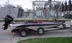 2007 Ranger 519 with 2007 200HP Mercury Optimax OutboardI am the original owner and bought the boat new in April 2008. I have all of the maintenance and repair records and manuals for boat and motor. The motor has been winterized every year since it was