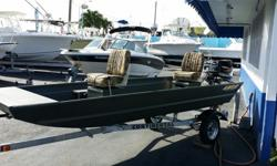 (REDUCED) Because it only sits.. would like to find it a new home. 2015 Alweld Aluminum Boat Awesome boat to fish out on rivers, canals, and lakes! Never been registered or titled Brand new never seen water 20HP Fourstroke MAPI outboard (never placed any