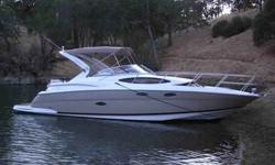 """2006 Regal 3360 Window Express Cruiser Only $125,000 Will Consider Reasonable """"CASH"""" offers or I may consider some trades plus cash?? Take a good look. Here is a totally new 33 that is worthy of extensive and educated scrutiny. Outside"""