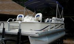 electronics: garmin gps 198c map; ritchie illuminated compass; hummingbird matrix 27 fishing system; depth finder; ic-m302 vhf marine radio and all of the standard illuminated godfrey 2386 sport helm instrumentation.remarks: this is simply the perfect