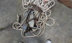rope and anchor - 100+ft.of rope $25.00 or B Ocall Shawn @ 508-232-0461Listing originally posted at http