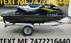sssssssssssssssssssssssssssssssssssssssssssssssssAlways flushed, hand washed and waxed after every use. Always covered. Has 19 hrs. This model is the top of the line. Comes with a 2012 trailer and SeaDoo