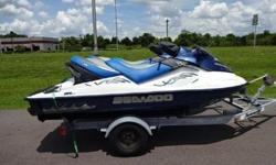 PAIR OF SKI'S (2) 2005 SEA-DOO GTX Why keep up with the Joneses when you can leave them in your wake? With the 2005 GTX SC, your family will travel in fine style. Its all-powerful 185HP Rotax engine makes it just the watercraft for those who like to