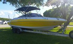 FOURWINNS 250 HORIZONT 2005 with V8 Volvo Penta engine 2012 with 380 HP 55HOUR S , 6 SPIKER MB QUARTES SOUND WITH REMOTE EXTERNAL COTROL MARIN JBL PLANT FOR MORE INFORMATION contact me at 1XXXXXXXXXXFOURWINNS 250 HORIZONT A�O 2005 CON UN MOTOR VOLVO PENTA