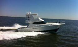 Boat NameWindy ClipperDimensionsLOA: 47 ft 8 inBeam: 15 ft 4 inMaximum Draft: 3 ft 8 inDisplacement: 42048 lbsEnginesEngine Brand: VolvoEngine Model: D9 - 500 HPEngine Hours: 300TanksFresh Water Tanks: (120 Gallons)Fuel Tanks: (625 Gallons)Holding Tanks: