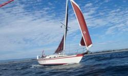 The Southern Cross 28 was designed and built as an offshore cruising boat, capable of extended passages in all weather. Many sisterships have cruised extensively (including circumnavigation), providing their owners with a manageable, economical vessel of