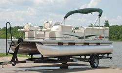 ?? ? ? _ ? ? ? ? _ ??/////// SUPER MINT 2011 Sun Tracker 20 Party Barge edition pontoon boat. This one owner boat is in excellent condition and shows to have been hardly used. Boat has been kept under covered storage.????????????????????????EXCEPTIONAL